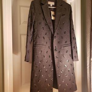 Embellished Michael Kors Coat